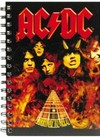 A5 Ring Notizbuch - AC/DC