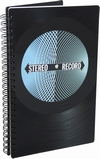 Phonoboy Notizbuch Vinyl - Stereo Record