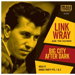 LINK WRAY AND THE RAYMEN - Big City After Dark