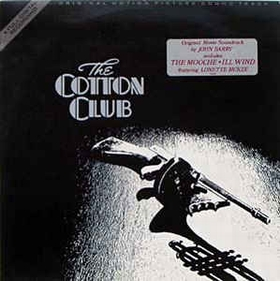 JOHN BARRY - The Cotton Club (Original Motion Picture Sound Track)