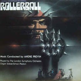Andre Previn - Rollerball