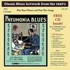 CLASSIC BLUES ARTWORK FROM THE 1920s