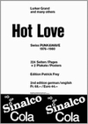 HOT LOVE - SWISS PUNK & WAVE 1976-1980 - AUFLAGE 2